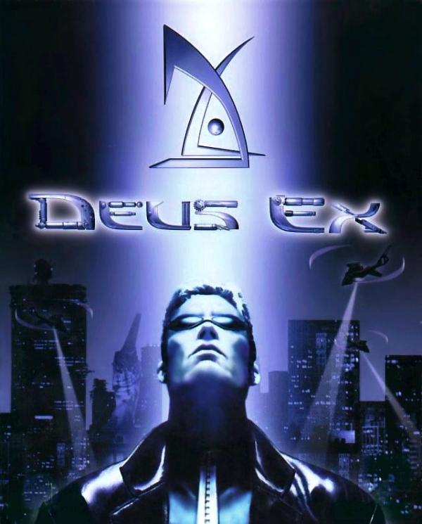 DeusEx Deutsche  Texte Cover
