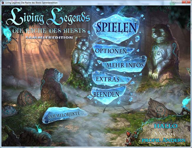 Living Legends 3: Die Rache des Biests Sammleredition [DE]