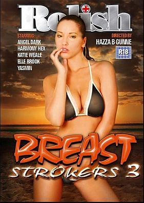 Breast Strokers 3 Cover