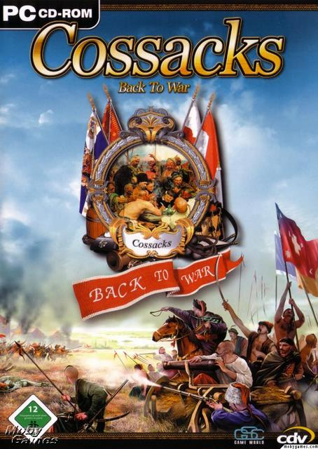 Cossacks Back To War GERMAN – Souldrinker