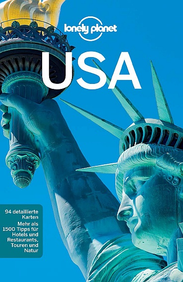 Reisehandbuch - Lonely Planet - Usa