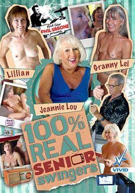 100 Percent Real Senior Swingers 720p Cover