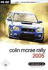 Colin McRae Rally 2005 Deutsche  Texte Cover