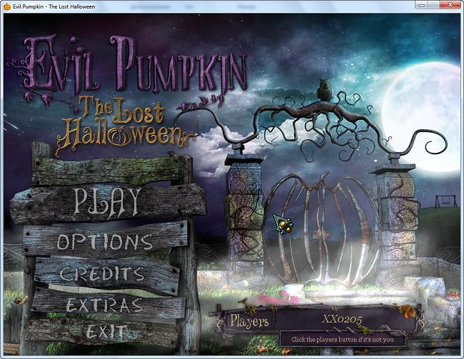 Evil Pumpkin Deluxe [DE]
