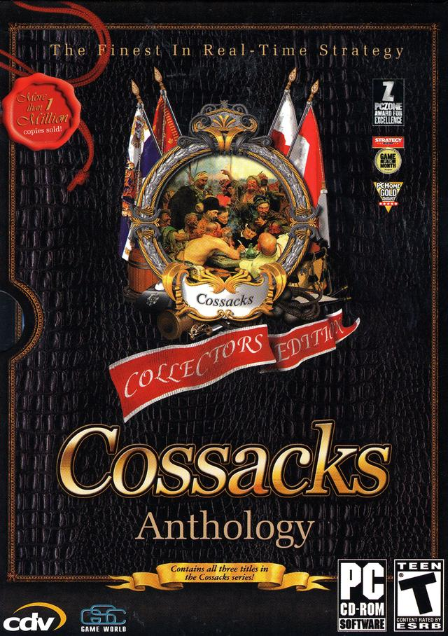 Cossacks Anthology GoG Classic – I_KnoW