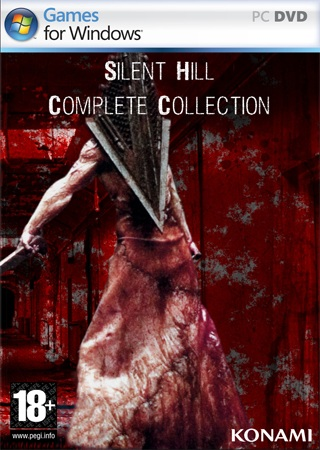 Silent Hill Complete Collection MULTi – RAF