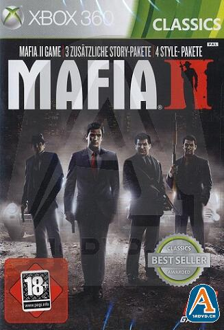 download Mafia II PAL XBOX360 - DNL