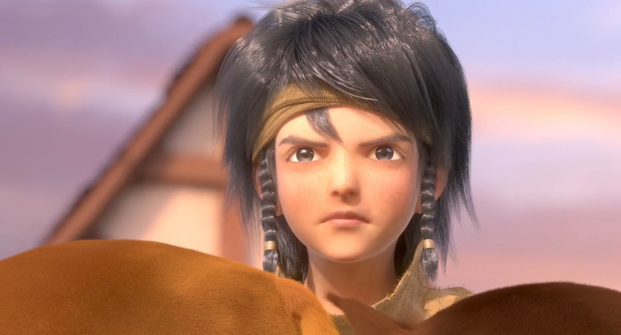 Dragon Nest: Warriors' Dawn / Гнездо дракона [WEB-DL][720p] [2014 / HDTVRip] [Animation]