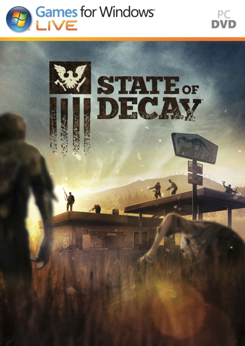 State of Decay Deutsche  Texte, Untertitel, Menüs Cover