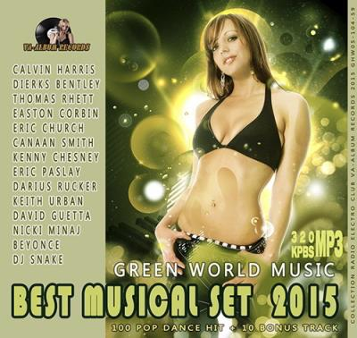Green World Best Musical Set (2015)