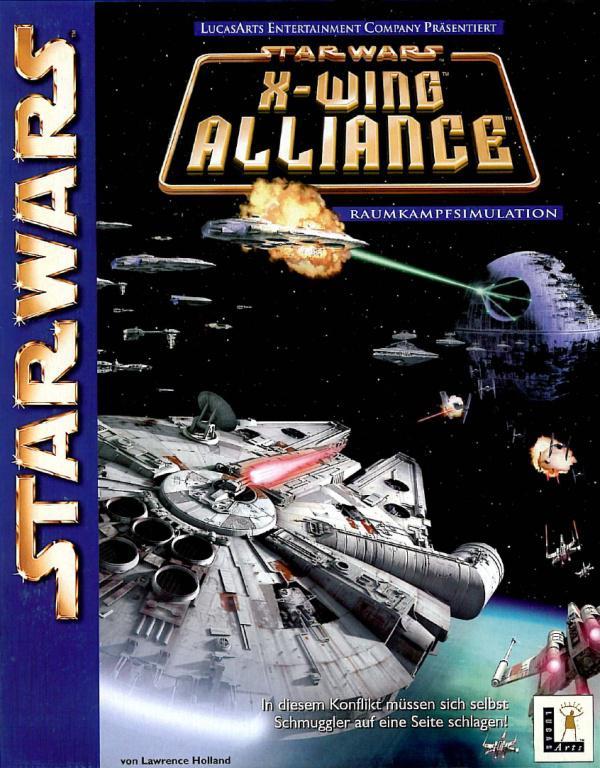 Star Wars X – Wing Alliance – HI2U