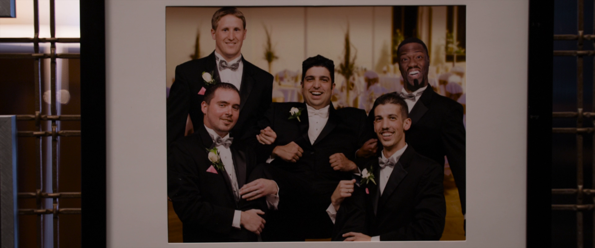The Wedding Ringer / Шафер напрокат [2014 / BDRip 720p] [Comedy / Romance]