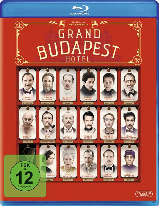 The Grand Budapest Hotel Stream German