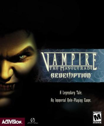Vampire The Masquerade: Redemption v1.1 Deutsche  Videos Cover