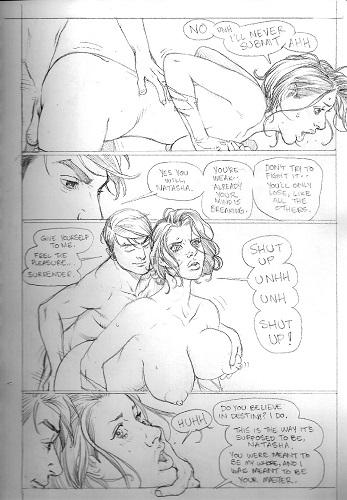 Pegasus - Black Widow & She-Hulk
