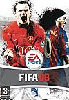 FIFA 08 Deutsche  Texte, Untertitel, Menüs, Videos, Stimmen / Sprachausgabe Cover