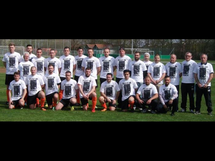 Heimspiel mit 4:0-Sieg gegen Kriftel für den verstorbenen Sportkameraden gewidmet