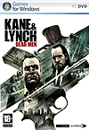 Kane & Lynch: Dead Men Deutsche  Stimmen / Sprachausgabe Cover