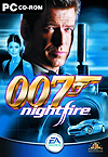 James Bond 007: Nightfire Deutsche  Texte, Stimmen / Sprachausgabe Cover