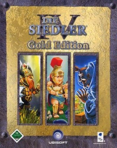 Die Siedler IV: Gold Edition Deutsche  Videos, Stimmen / Sprachausgabe Cover