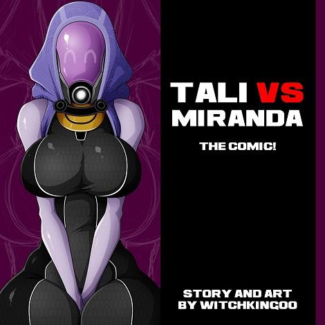Witchking00 – Tali vs Miranda