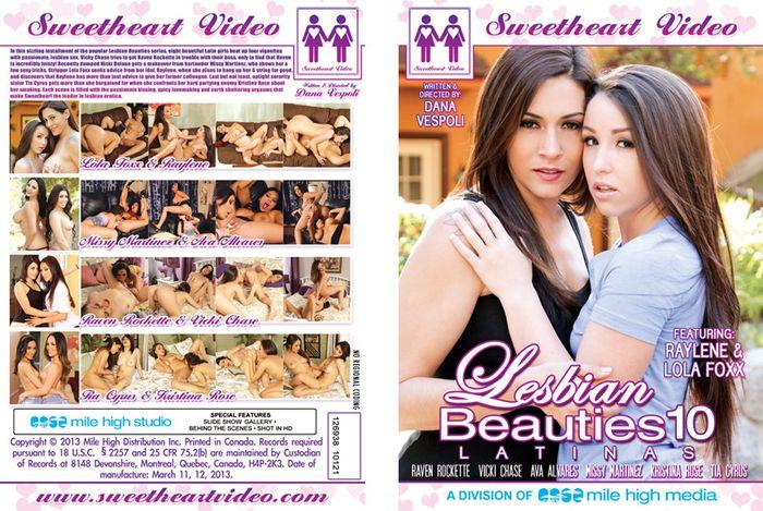 Lesbian Beauties 10 Latinas