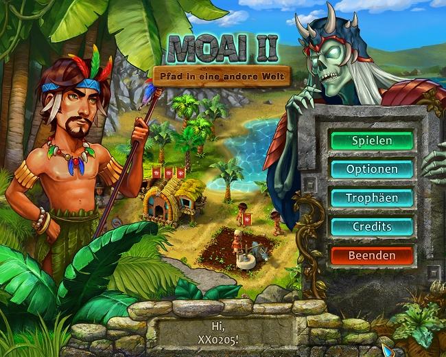 Moai 2: Pfad in eine andere Welt  [DE]