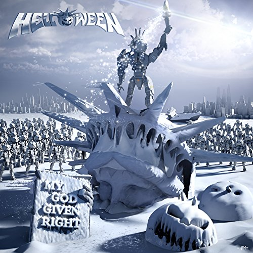 Helloween - My God-Given Right (Mailorder Edition) (2015)