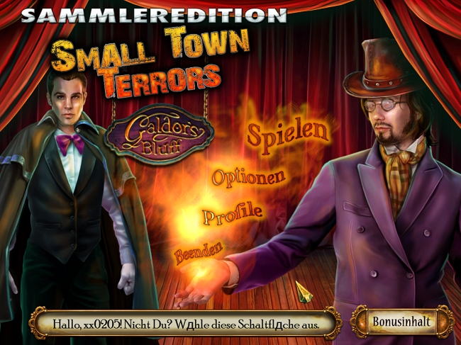 Small Town Terrors 3: Galdor's Bluff Sammleredition [DE]