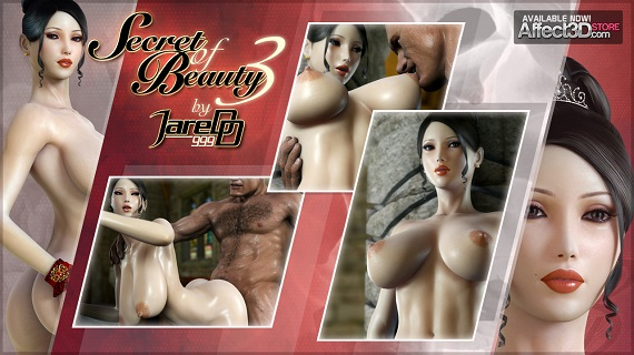 Jared999D – Secret of Beauty 3