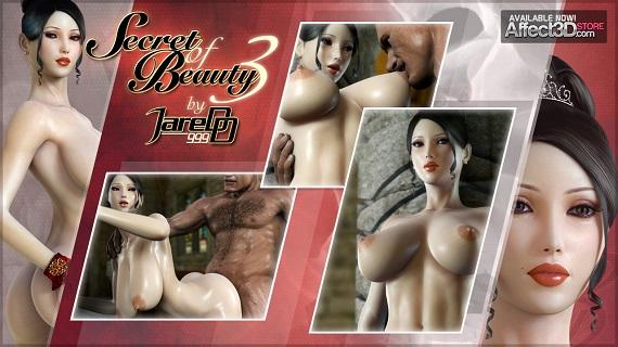 Jared999D – Secret of Beauty 3