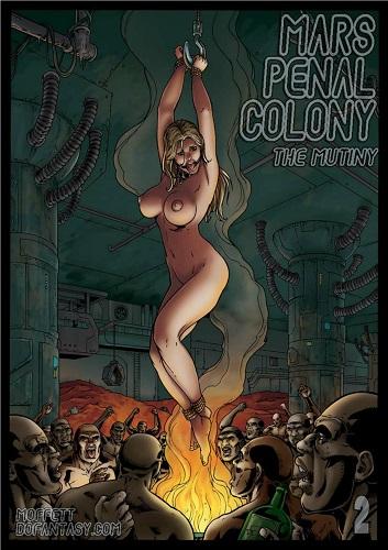 Moffett – Mars Penal  Colony 1-2