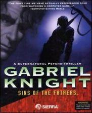 Gabriel Knight 1 Deutsche  Texte, Untertitel, Menüs Cover