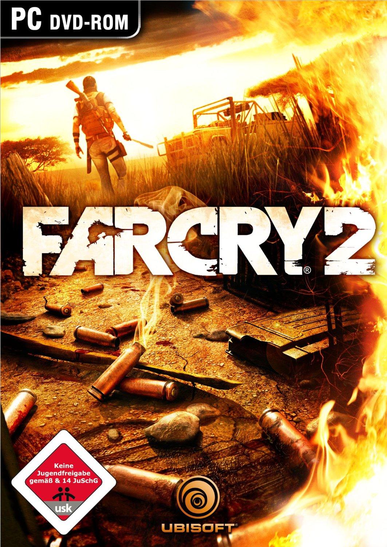Far Cry 2 Deutsche  Texte, Untertitel, Menüs, Videos, Stimmen / Sprachausgabe Cover