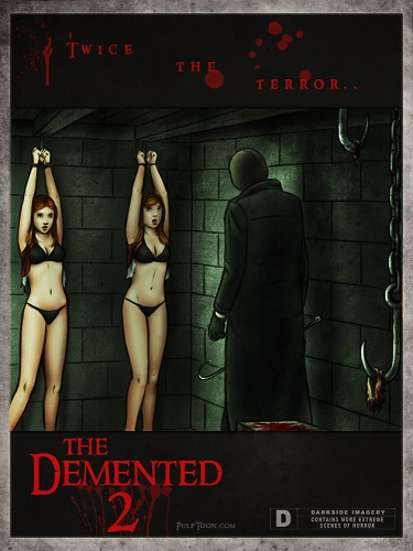The Demented 1-2