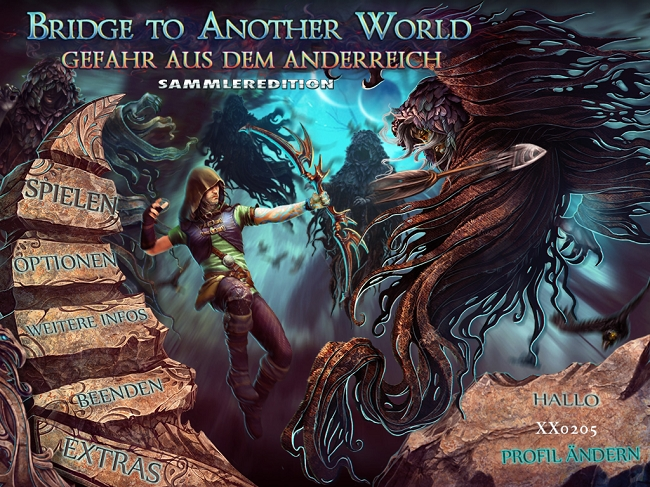 Bridge to Another World 2:Gefahr aus dem Anderreich Sammleredition [DE]