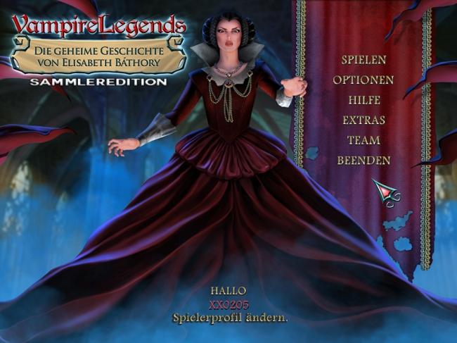Vampire Legends 2: Die geheime Geschichte von Elisabeth Báthory Sammleredition [DE]