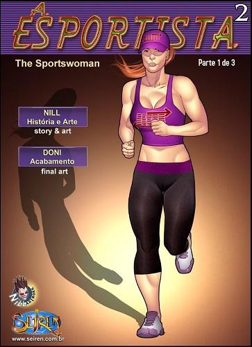 Seiren - The Sportswoman 2 – Part 1