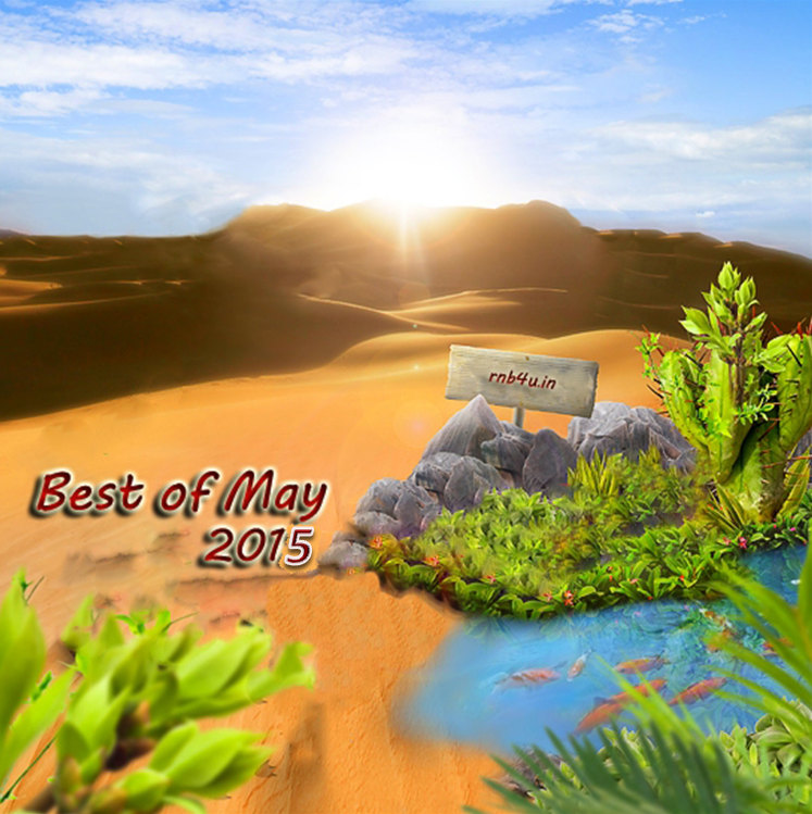 RnB4U.in Presents - Best Of May (2015)