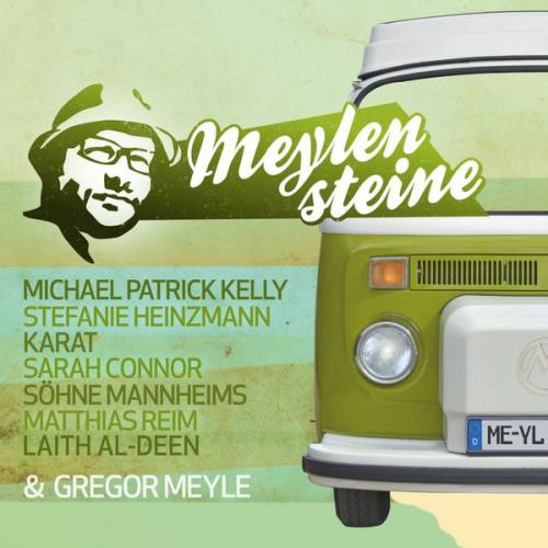 """VA - Gregor Meyle pr""""sentiert Meylensteine (2015)"""