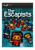 The Escapists Deutsche  Texte, Menüs Cover