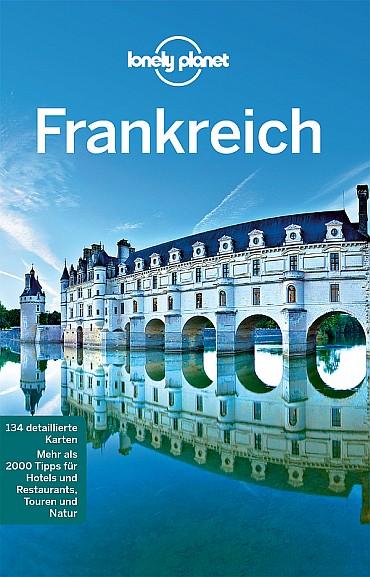 Reisehandbuch - Lonely Planet - Frankreich
