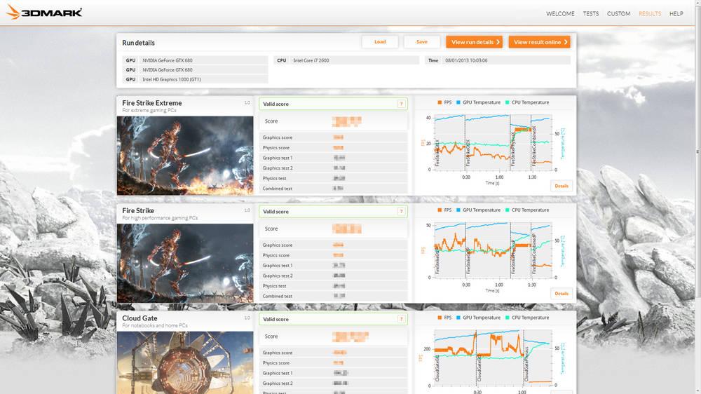 Futuremark 3dmark v11 advanced professional edition v1.0