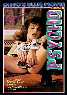 Psycho - DBM Cover