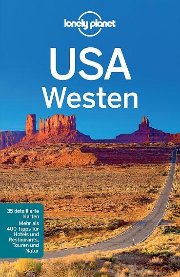Reisehandbuch - Lonely Planet - Usa Westen
