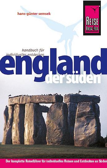 Reisehandbuch - England - der Süden