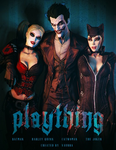 Vaurra – Plaything (Batman)