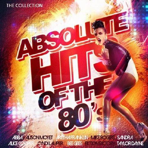 absolute hits of the 80s  2015  - rom u00e1nticos  u0026 pop