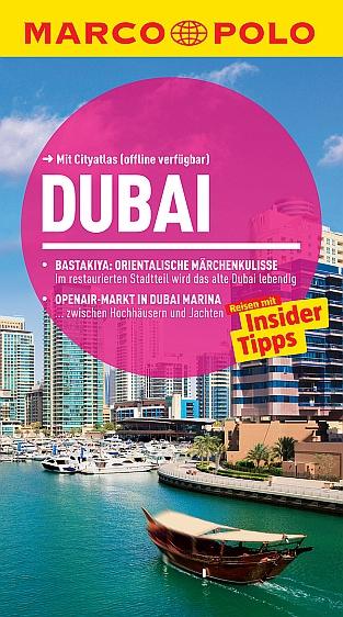 Marco Polo - Reiseführer - Dubai