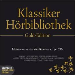 Die Klassiker Hoerbibliothek Gold-Edition